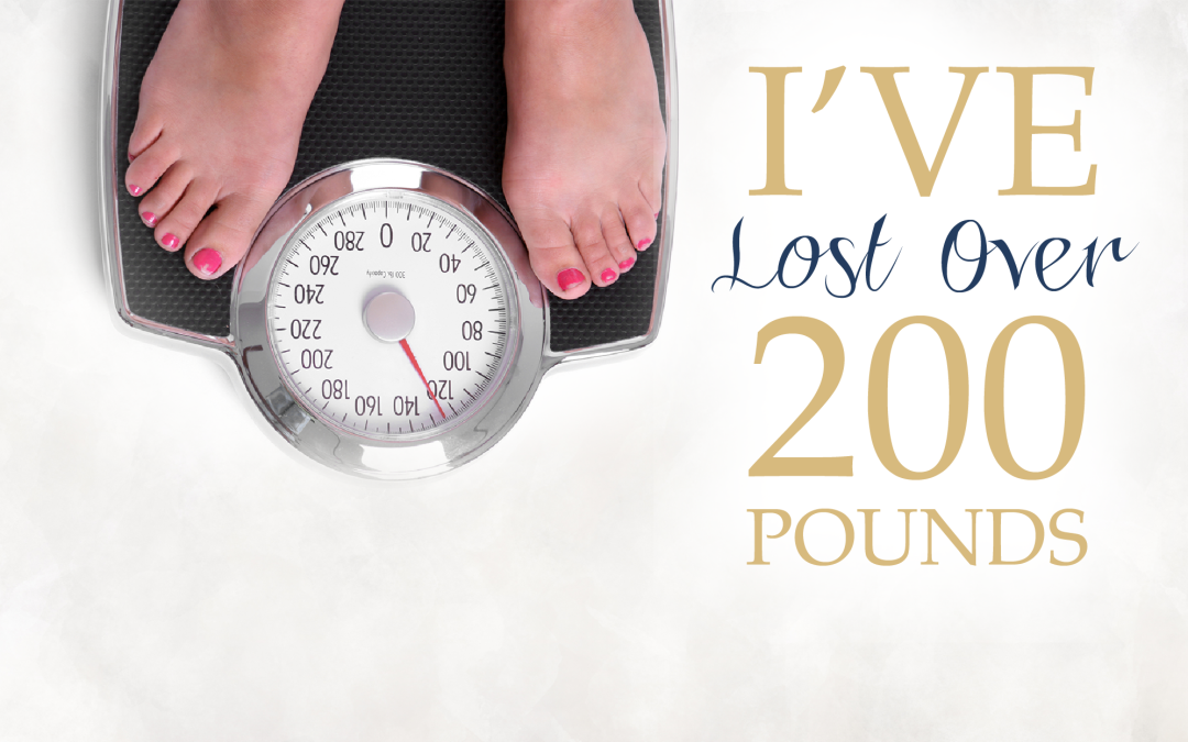 I've Lost Over 200 Pounds!